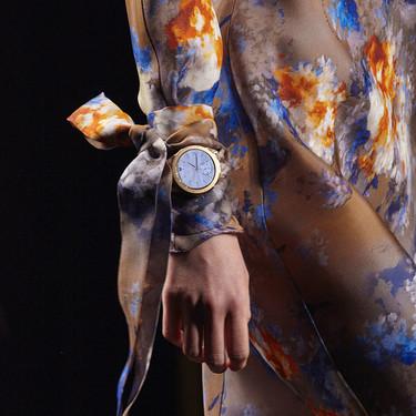 Las nuevas correas con lazos de The 2nd Skin para el Galaxy Watch son ideales para llevar tu smatwatch con un look de fiesta