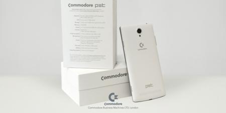 Commodore pet, el smartphone Android para nostálgicos que tal vez no exista