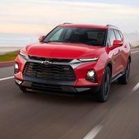 El Chevrolet Blazer pronto estrenará un motor turbo