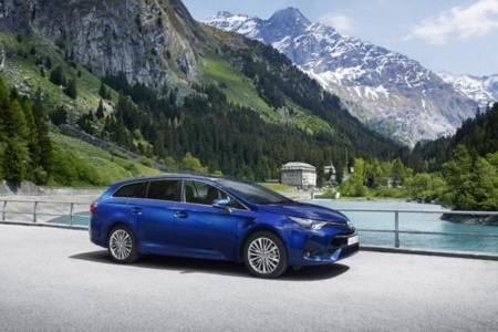 Cinco razones por las que elegir el nuevo Avensis 2015