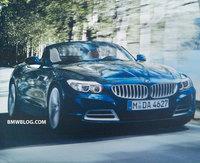 BMW Z4, más imágenes filtradas desde todos los ángulos