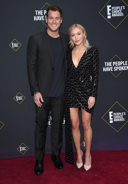 Cassie Randolph peoples choice awards 2019