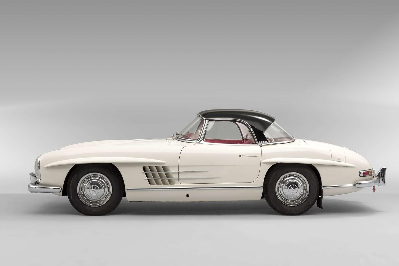Foto de Mercedes-Benz SL300 1963 se vende en 70 millones de pesos (2/9)