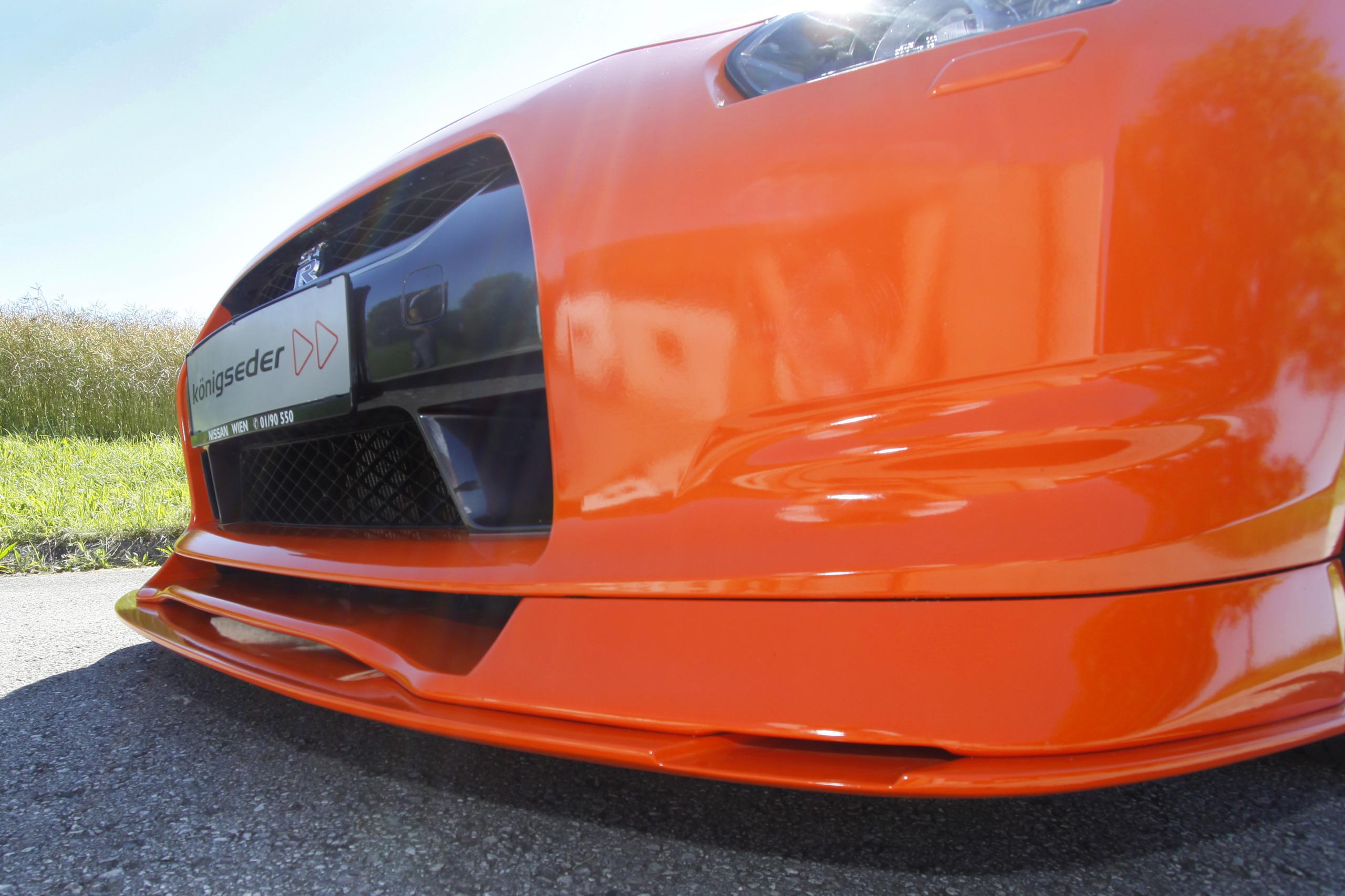 Foto de Königseder Nissan GT-R (4/5)