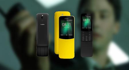 """Nokia 8110 4G: el """"banana phone"""" en preventa, llegará el 4 de julio"""
