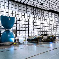 Aunque sea un coche eléctrico, Rimac ya está probando las emisiones del C_Two de 1.940 CV: las emisiones electromagnéticas