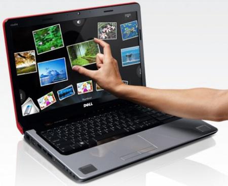 Studio 17 Touch, Dell se apunta a los portátiles con pantalla táctil