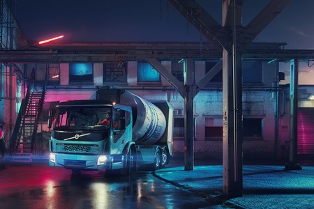 Volvo Fe Electric 2019 3