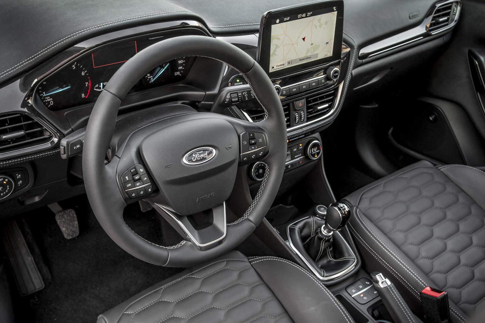 Foto de Ford Fiesta 2017, toma de contacto (157/192)