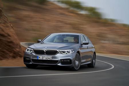 Híbrido plug-in y un M550i más rápido que el M5, así son los nuevos motores del BMW Serie 5 2017