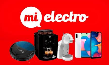Ofertones en MiElectro: cafeteras Krups, robots aspirador Rowenta o smartphones Samsung a precios super rebajados