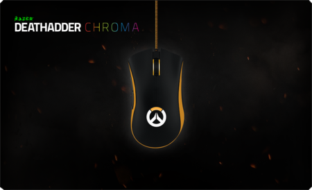 Overwatch Deathadder Chroma Hero