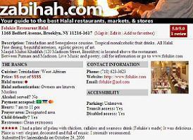 Una guía para encontrar comida halal en el mundo