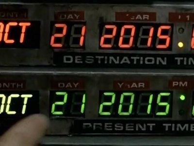 'Regreso al Futuro' celebrará su 30 aniversario con un reestreno en cines el 21 de octubre de 2015