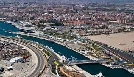 Valencia solo volverá a la Fórmula 1 si se reduce el precio por estar en el calendario
