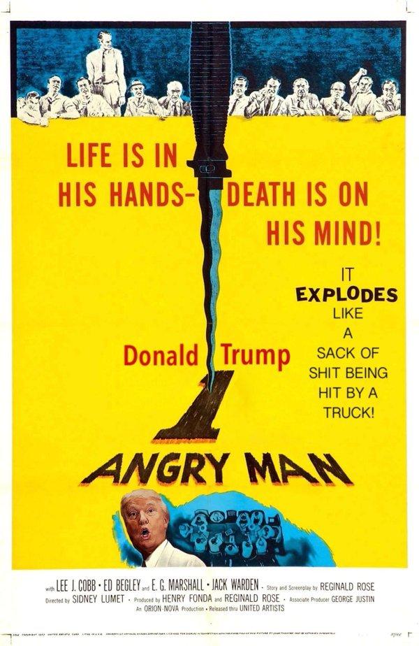 Películas con Donald Trump