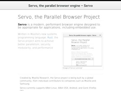 Firefox muestra su futuro: la preview de su próximo motor de renderizado llegará en junio