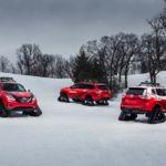 Nissan Winter Warriors, lo que necesitas, además de la bufanda, para enfrentar el frío de esta época
