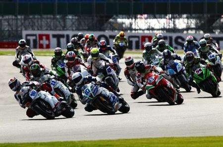 Supersport Silverstone 2012