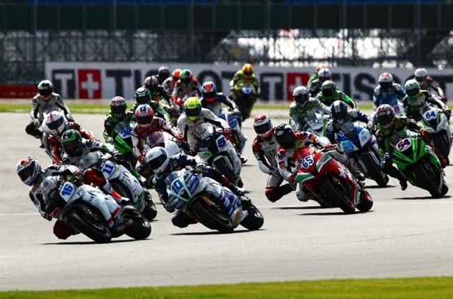 Supersport Silverstone 2012