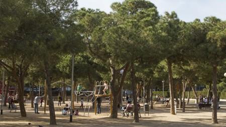 Parque Joan Miro