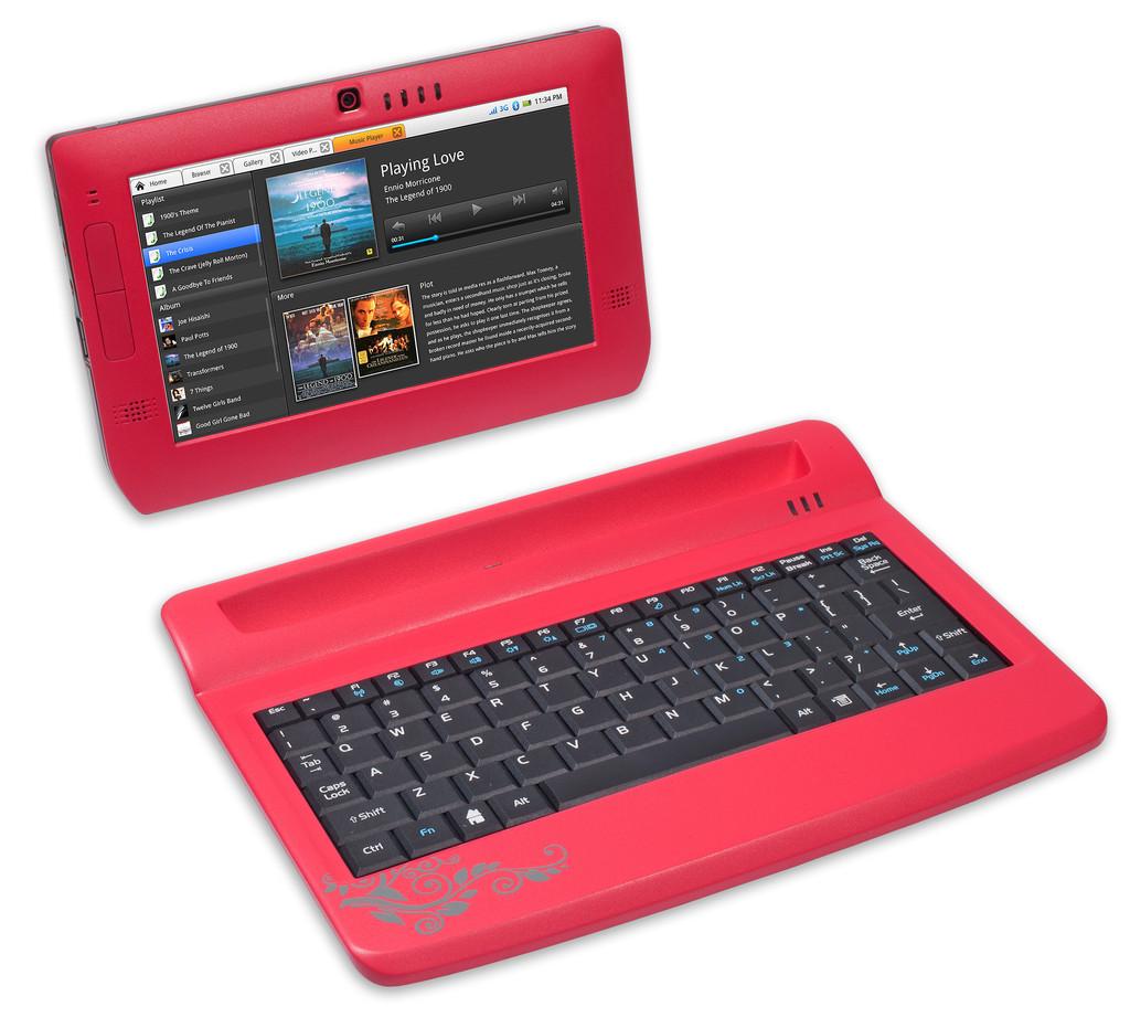 Foto de Freescale, un tablet genérico y barato (1/7)