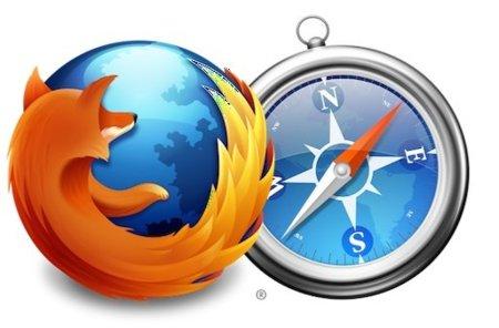 Tom's hardware declara como navegadores más rápidos a Safari 5 en OS X y Firefox 9 en Windows