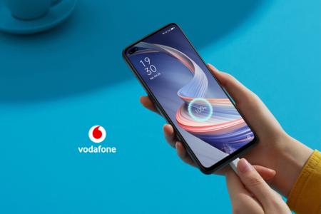 Precios OPPO Reno4 Z 5G con Vodafone en exclusiva: desde 12 euros al mes y ahorro de 110 euros