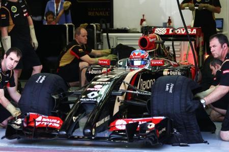 Romain Grosjean confiesa que hace falta personal en Lotus