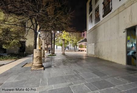 Huawei Mate 40 Pro Ga Noche