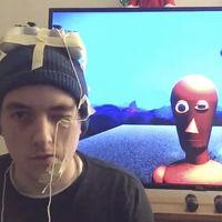 Lubricante, cuerdas y celo: las herramientas con las que un usuario ha recreado un sistema de captura facial en Dreams