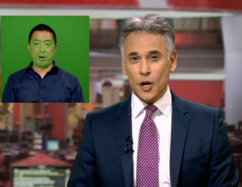 La BBC experimenta con 'deep fakes' para doblar a un presentador en varios idiomas