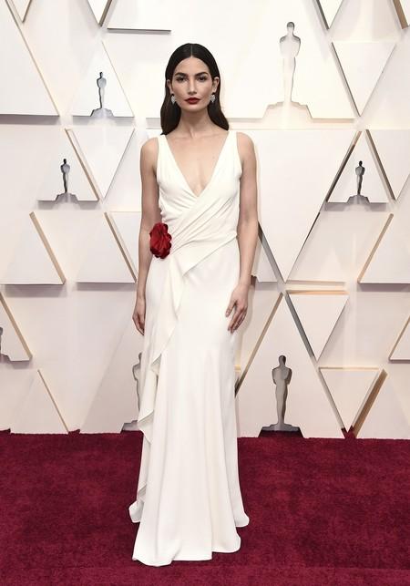 Lily Aldridge Oscar 2020