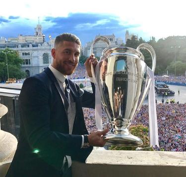 Así celebró el Real Madrid en redes sociales su nueva Copa de Europa