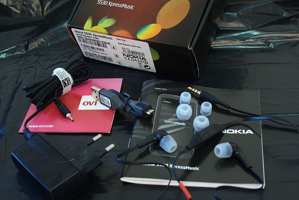 Foto de Nokia 5530 XpressMusic (23/32)