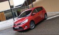 Toyota Verso 2013, presentación y prueba en Niza (parte 1)