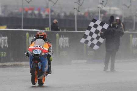 MotoGP Francia 2012: Álex Rins y Marc Márquez con secuelas tras sus caídas