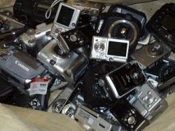 Canon destroza su propio material dañado en el almacenaje o el transporte en los EE.UU.