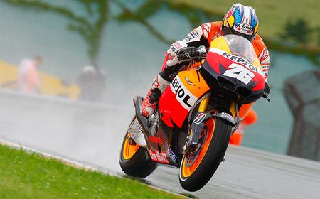 MotoGP Malasia 2012: final chafado para la sexta victoria de Dani Pedrosa