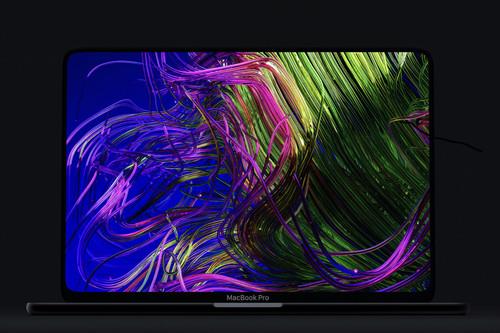 Un concepto en vídeo nos muestra al MacBook Pro con Face ID y nuevo diseño