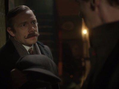 'Sherlock', estupendo tráiler del esperado y enigmático especial navideño