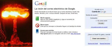 """500.000 cuentas de Gmail han sido """"reseteadas"""" por accidente (Actualizado: Son 150.000 cuentas)"""