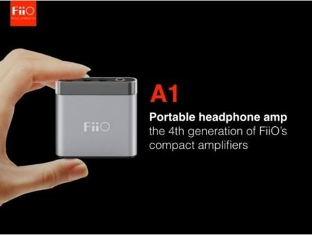 FiiO A1, un amplificador de auriculares en la palma de tu mano: Análisis