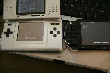 DS y PSP cara a cara a través de WiFi