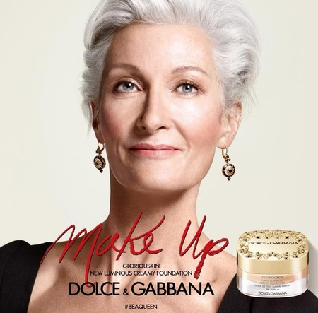 Dolce Gabbana Be Queen Makeup Campaign01