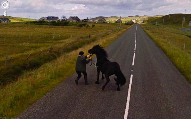 Foto de Google Street View fotos por Jon Rafman (24/32)
