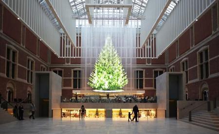 Los museos se visten de Navidad