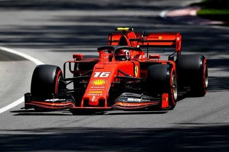 El nuevo Ferrari de Fórmula 1 podría haber nacido con un gran defecto aerodinámico por querer imitar a Red Bull