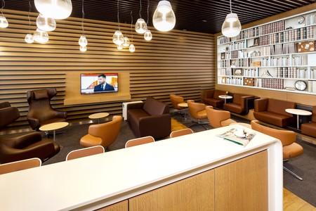 Sala Vip Lufthansa Con Hi Macs 7