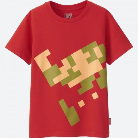La Coleccion Que Los Gamers Amaran Uniqlo Y Nintendo Juntos En Una Linea De Camisetas